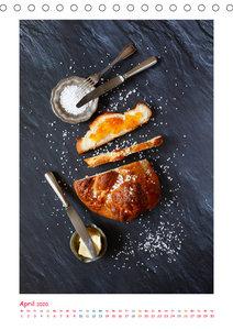 Feines Essen (Tischkalender 2020 DIN A5 hoch)