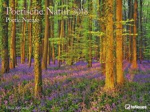 Poetische Natur 2018 Posterkalender
