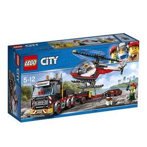 City Schwerlasttransporter