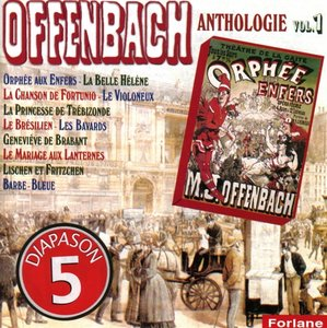 Offenbach-Anthologie vol.1