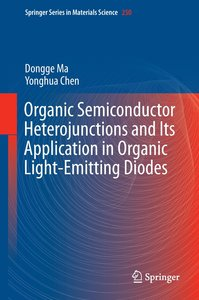 Organic Semiconductor Heterojunctions and its Application in Org