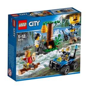 LEGO® City 60171 - Bergpolizei Verfolgung durch die Berge