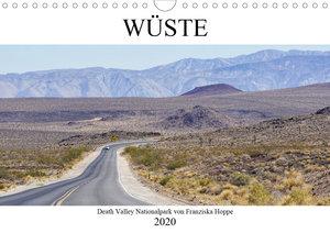 Wüste - Death Valley Nationalpark (Wandkalender 2020 DIN A4 quer