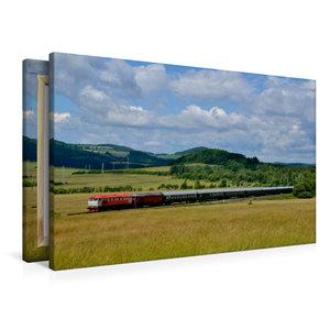 Premium Textil-Leinwand 90 cm x 60 cm quer T478.1215 und T478.10