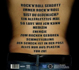 Rock\'N\'Roll Sexgott (Digipak)