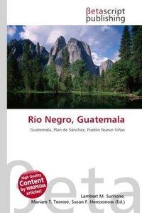 Río Negro, Guatemala