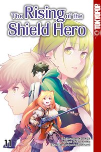The Rising of the Shield Hero. Bd.11