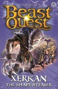 Beast Quest: Xerkan the Shape Stealer: Series 23 Book 4