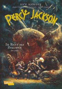 Percy Jackson (Comic) 02: Im Bann des Zyklopen