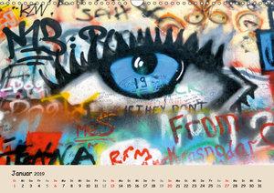 PRAG... wo der Frieden seine Mauer hat (Wandkalender 2019 DIN A3