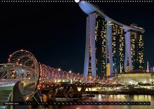 Singapur - Die Farben der Nacht