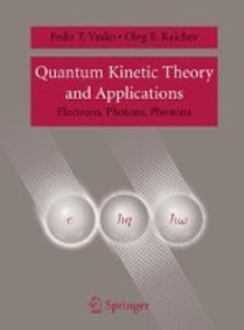 Quantum Kinetic Theory and Applications