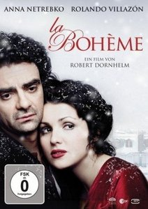 La Bohème, 1 DVD