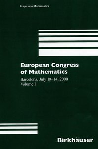 European Congress of Mathematics