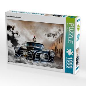 Faszination Automobil 1000 Teile Puzzle quer