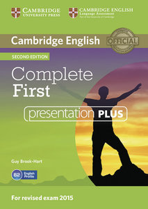 Complete First - Second Edition. Presentation Plus DVD-ROM