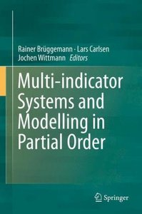 Multi-indicator Systems and Modelling in Partial Order