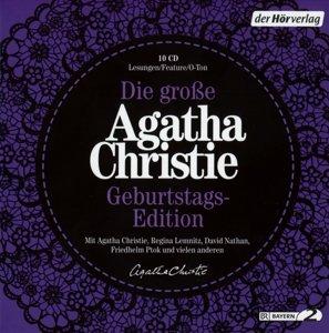 Die große Agatha Christie Geburtstags-Edition 1