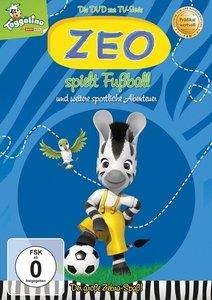 Zeo spielt Fußball und weitere sportliche Abenteuer - Die DVD zu