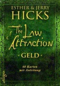 The Law of Attraction - Geld - Das Orakel (Kartendeck)