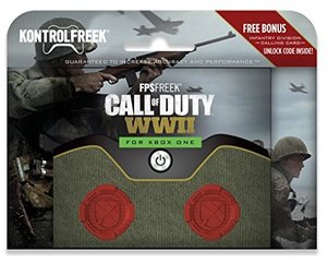 KontrolFreek FPS FREEK COD CALL OF DUTY WWII, Thumb Stick Kappen