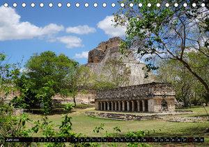 Mexiko - Kultur und Landschaft in Yucatán (Tischkalender 2020 DI