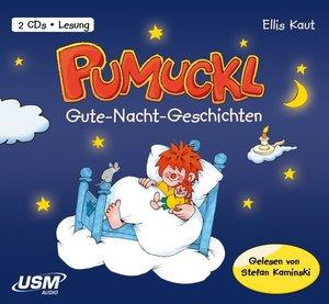 Pumuckl Gute-Nacht Geschichten, 2 Audio-CDs