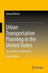 Urban Transportation Planning in the United States