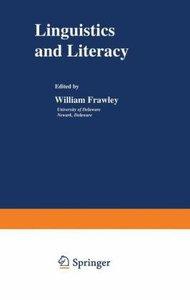 Linguistics and Literacy