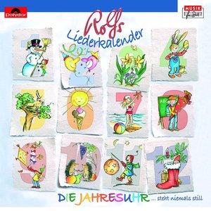 Rolfs Liederkalender, 1 Audio-CD