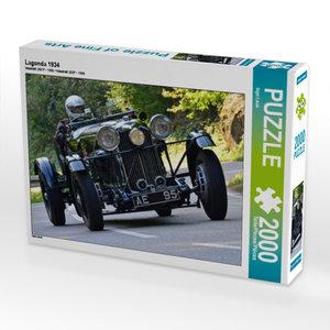 CALVENDO Puzzle Lagonda 1934 2000 Teile Lege-Größe 90 x 67 cm Fo