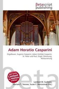 Adam Horatio Casparini