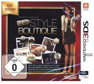 New Style Boutique, Nintendo 3DS