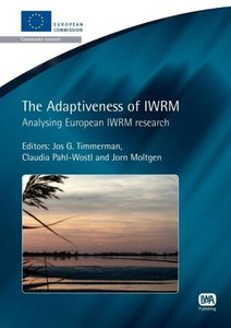 The Adaptiveness of Iwrm: Analysing European Iwrm Research
