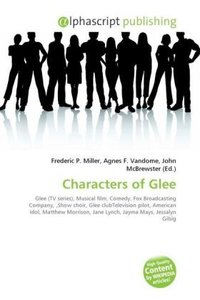 Characters of Glee