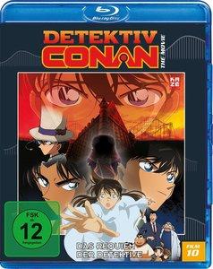 Detektiv Conan - 10. Film: Das Requiem der Detektive, 1 Blu-ray