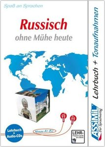 Assimil. Russisch ohne Mühe heute. Multimedia-Classic. Lehrbuch