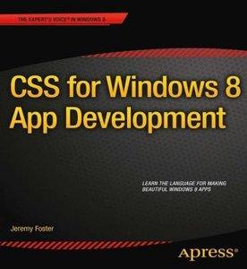 CSS for Windows 8 App Development