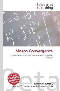 Mosco Convergence