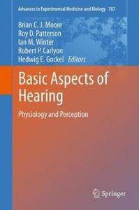 Basic Aspects of Hearing