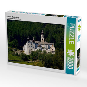 Kloster Marienberg 2000 Teile Puzzle quer