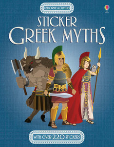 Sticker Greek Myths