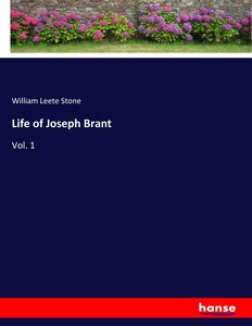 Life of Joseph Brant