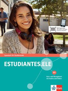 Estudiantes.ELE A1. Kurs- und Übungsbuch + Audios online