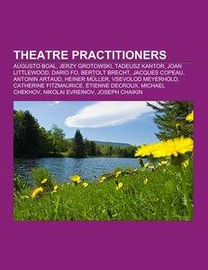 Theatre practitioners