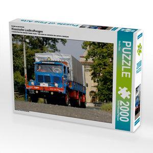 Ein Motiv aus dem Kalender Klassische Lastkraftwagen 2000 Teile