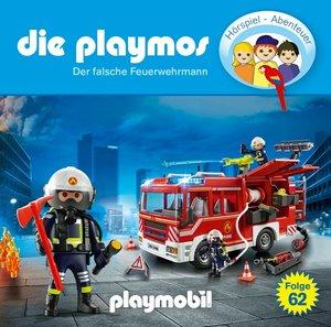 (62)Der Falsche Feuerwehrman