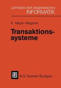 Transaktionssysteme