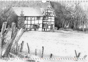 Irgendwo im Bergischen Land (Wandkalender 2019 DIN A4 quer)