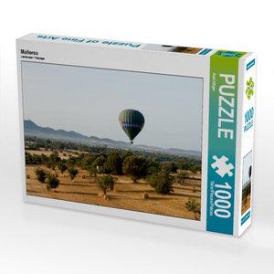 Mallorca 1000 Teile Puzzle quer